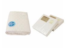 日本製天然素材ベッドパッド3点セット