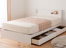 多サイズ展開収納ベッド