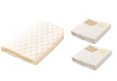 天然素材ベッドパッド